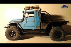 Rc Cars And Trucks, Custom Trucks, Cool Trucks, Toyota 4x4, Toyota Trucks, Sport Truck, Trophy Truck, Nissan Patrol, Toyota Fj Cruiser