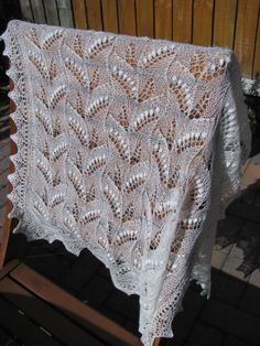 Lily of the valley pattern, Etsy