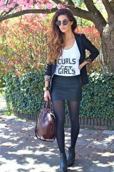 Curls get Girls   Negin Mirsalehi