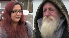A woman parlayed her last $2 of pocket change into $15,000 of help to get a homeless man, thanks to a lottery ticket and help from her friends.