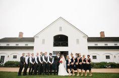 Castle Hill Cider Wedding: Landy + Dylan