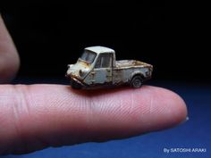 Before Matchbox cars, these tiny cast metal vehicles were the favorites, given as prizes in Cracker Jacks, Cereal, and Carnival games...