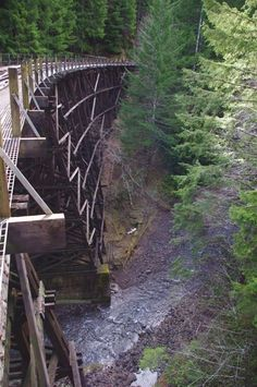 Wolf Creek Trestle Hike - Hiking in Portland, Oregon and Washington
