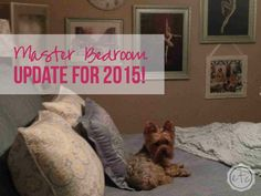 Master Bedroom Update for 2015 | Happily Ever After Etc.