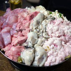 豊田屋 - 白子×2人前&牡蠣&あんこう肝入&あん肝