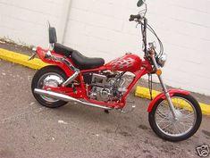 Pagsta Mini Chopper Motorcycle Custom Exhaust Muffler