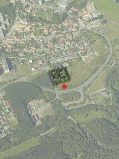 Hostivařský hřbitov se rozšíří. Podobu určí architektonická soutěž - foto © IPR