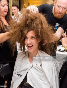 Teased Hair, Beehive Hair, Hair Setting, Backstage, Dreadlocks, Hair Styles, Beauty, Hair Highlights, Hair Growth