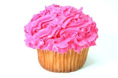 This kind of looks like a carnation cupcake :)