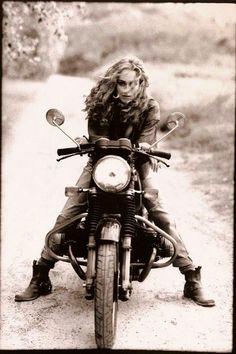 #biker #girl
