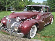 1939 Cadillac 60