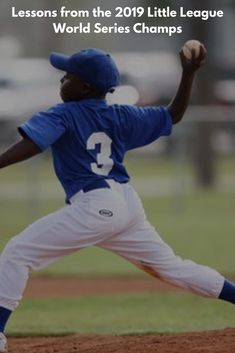 Read a few lessons we can all learn from the 2019 Little League Baseball® World Series Champions on our blog today!