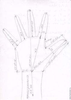 Валяем тончайшие свадебные перчатки из шерсти и шелка. Часть 1 - Ярмарка Мастеров - ручная работа, handmade