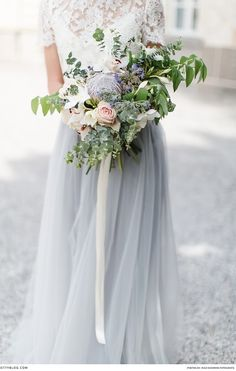 BRIDES: YOUR STYLE - The Pretty Blog have identified six main personality types and styles that might help YOU, the bride-to-be, choose the perfect elements for your big day. If you are a girly girl, love delicate florals, lace, ruffles, linen and pastel colours then your style is most likely The Romantic. Tell us about your style in the comments... #midlandsbridalfair #weddingstyle #romantic