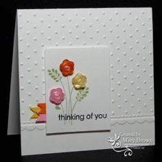 SU! Embellished Events stamp set - Mary Brown