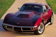 1969 Corvette Stingray ZL1- Vette Magazine