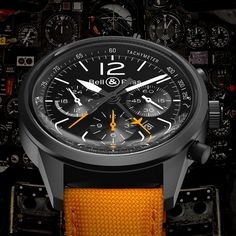 Fancy | Blackbird Vintage BR 126 by Bell & Ross