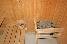 How to build a home sauna how to diy network my for Cost to build a sauna