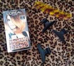 L'oreal Paris Preference Wild Ombre hair colour | DIY Balayage