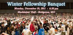 Shawnee Lodge Winter Fellowship Banquet