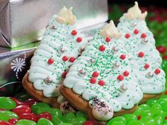 Thaddeus DuBois' Vanilla Sugar Cookies