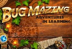Bug Mazing: A new cool game with track(s) from Craze Music released by Little Bit Studio for iOS. Rated 5 stars by 'Smart Apps for Kids'. Take control of a bug hero to explore and discover a myriad of environments while trying to save the peaceful King from the bad bug forces. Read more about it here.