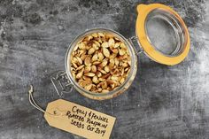 How to roast pumpkin seeds | Jamie Oliver | Features