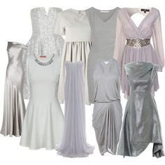 """""""grey"""" by orban-betty on Polyvore"""