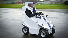 Worlds smallest car, the Peel P45