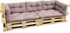 Cafe Bar, Wooden Diy, Daybed, Wooden Furniture, Chata, Pergola, House Design, Couch, Architecture