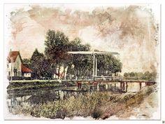 Schilderachtig Weert. 1920 Biesterbrug meer: https://weertbijzonder.jimdo.com/schilderachtig/