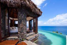 Laucala Island Resort In Fiji | HomeAdore