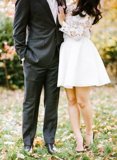 Major swoon sesh over this engagement session: http://www.stylemepretty.com/little-black-book-blog/2014/12/18/elegant-autumn-new-york-city-engagement-session/ | Photography: Rebecca Yale - http://rebeccayaleportraits.com/