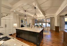 Kitchen Island. Beautiful Kitchen Island Design. #Kitchen #Island #IslandDesign #KitchenIsland cashmere granite