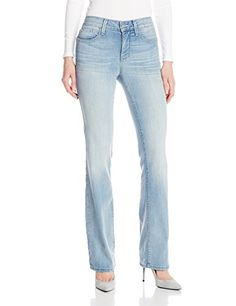 NYDJ Womens Billie Mini Bootcut Jeans Manhattan Beach 0 >>> Check this awesome product by going to the link at the image.(This is an Amazon affiliate link and I receive a commission for the sales)