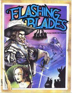 GROGNARDIA: Retrospective: Flashing Blades