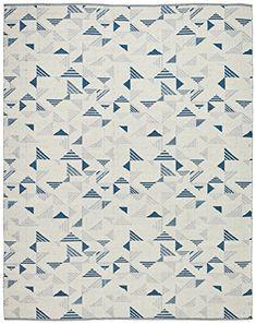 Rivet Modern Geometric Triangle Wool Rug, 8' x 10', Blue ... https://www.amazon.com/dp/B0732HXZQW/ref=cm_sw_r_pi_dp_x_Pk2aAbE6329HM
