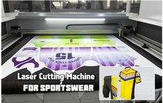 Do You Know How to Operate The Next Step after Heat Transfer-Laser Cutting - Sublistar Calenders Laser Cutting Machine, The Next Step, Heat Transfer, Laser Engraving, Nanjing, Nice, Fabric, Leather, Accessories
