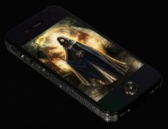 iPhone 4S Black Diamond Edition