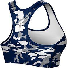 20d27e78316db ProSphere Women s Xavier University Camo Sports Bra at Amazon Women s  Clothing store