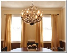 I Love This Chandelier It Is A Pottery Barn Camilla Knockoff From