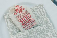 tossing seed bombs post marriage