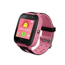 V6 SOS Waterproof Phone Watch Smart Children Baby Watch V6 Tracker Camera Anti Lost Monitor For ios And Android Children Watch(China)