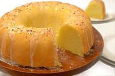 Lemon Soda Pound Cake Recipe is an easy and delicious dessert to make. Featuring ordinary and inexpensive ingredient, this dessert is loved by all!