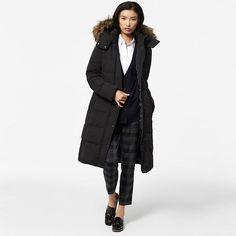 Warm Down Coats - Coat Nj