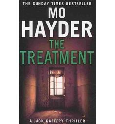 The Treatment : her books are sooooo creepy! How does she think of these scenarios?! So good, I stay up night to finish these!