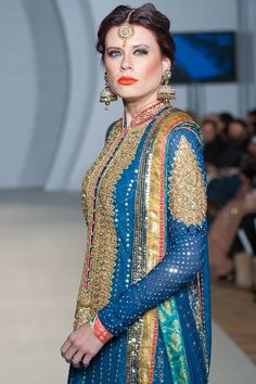 » Project Runway: Nomi Ansari Plays the Field at PFW 3 London! | Secret Closet