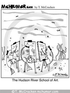 Fish Cartoon 5012