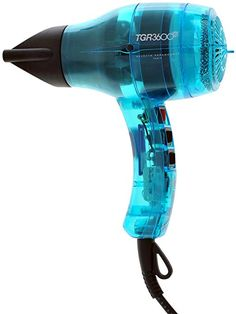 Velecta Paramount Haartrockner, ultra-leicht, Türkis, Transparent, 1750 W Diy Doll, Hair Dryer, Mini, Personal Care, Turquoise, Beauty, Stark, Diy Crafts, Elegant
