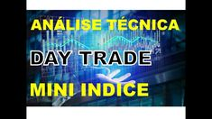 Análise Técnica Day Trade Mini Indice Rompimento De Canal 💰 Day Trader, Mini